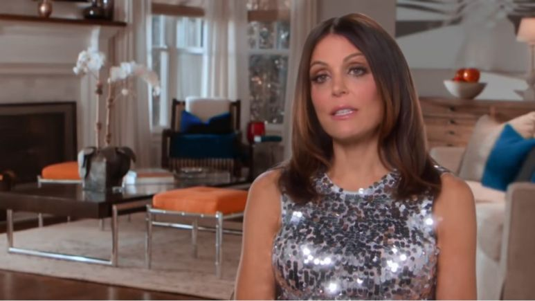 RHONY alum, Bethenny Frankel, posts to Instagram with daughter, Bryn, poking fun at controversial 'private island' vacation of Kim Kardashian.