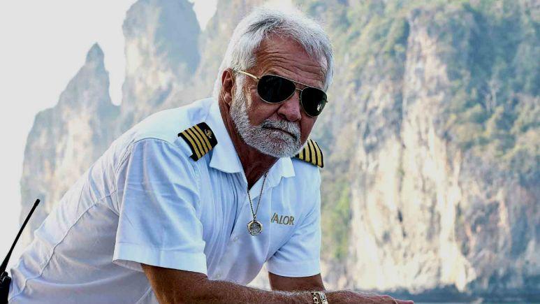 Captain Lee Rosbach talks Below Deck Season 8 and Kate Chastain departure