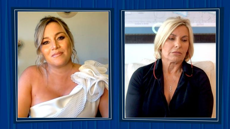 The Below Deck Mediterranean cast gives fans an inside glimpse at the virtual reunion.