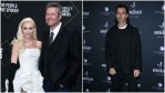 Gwen Stefani, Blake Shelton, and Gavin Rossdale on the red carpet