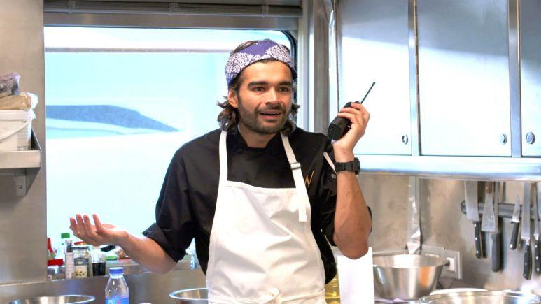 Kiko Loran was Below Deck Med Season 5 original chef