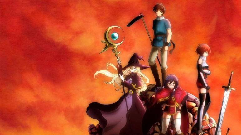 100-Man no Inochi no Ue ni Ore wa Tatteiru Anime