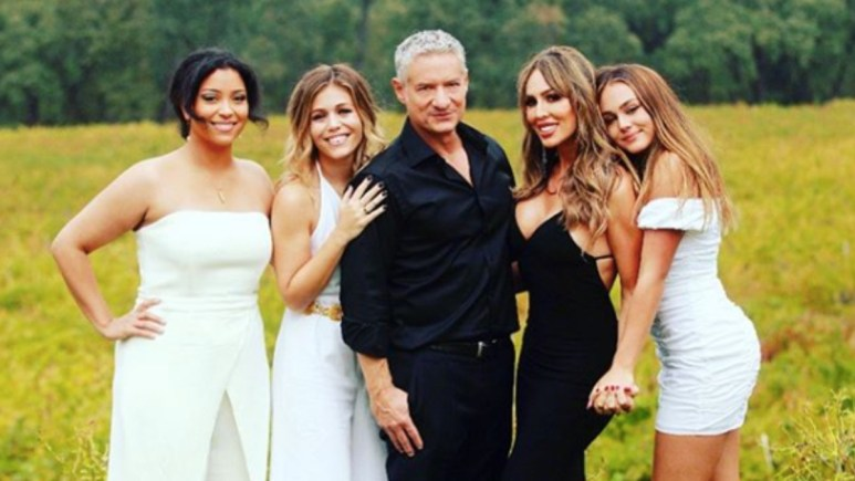 Kelly Dodd and Rick Leventhal wedding