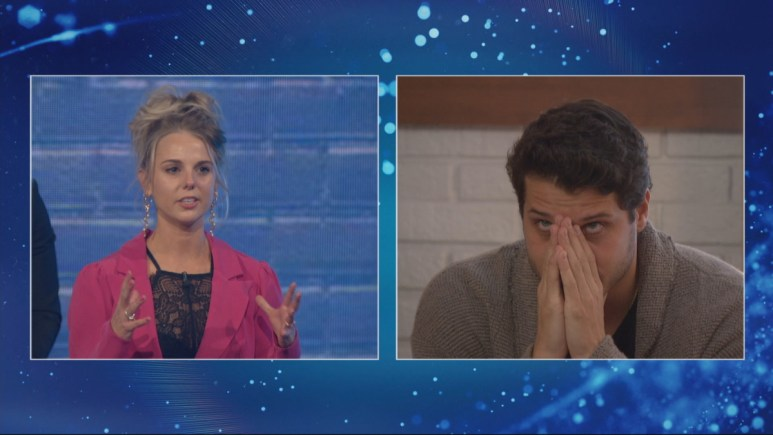Nicole And Cody BB22 Finale