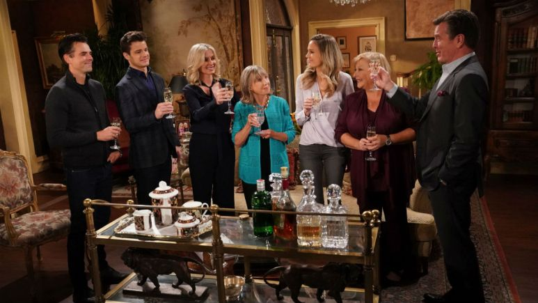 Dina dies on The Young and the Restless.