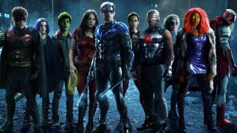 Titans Season 3 release date