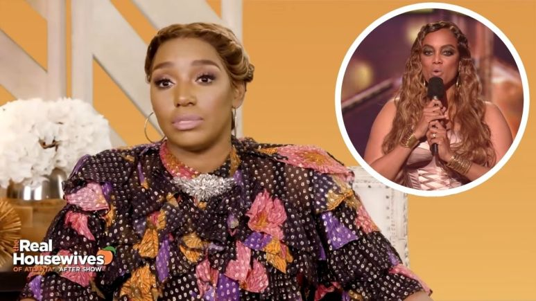 Nene Leakes responds to claims about Tyra Banks allegedly banning housewives from DWTS