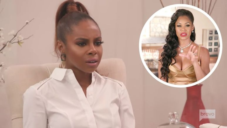 RHOP viewers side with Monique Samuels in altercation with Candiace Dillard