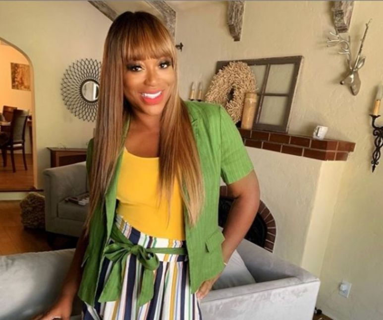 TV personality Bershan Shaw is rumored to be joining the Real Housewives of New York City cast.