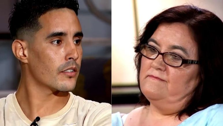 Mohamed and Danielle Jbali air grievances on 90 Day Fiance Tell All