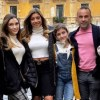 Teresa and Joe Giudice with their four daughters