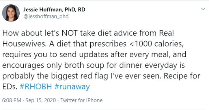 Dr. Hoffman tweets about All In