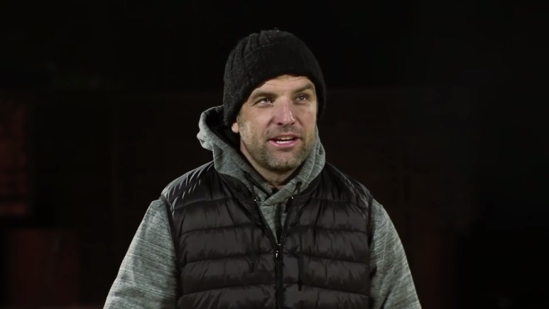 tj lavin on the challenge total madness