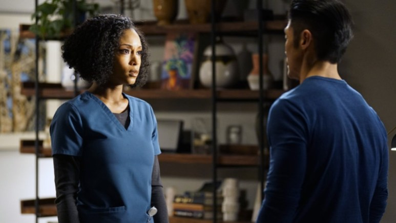 April And Ethan Chicago Med