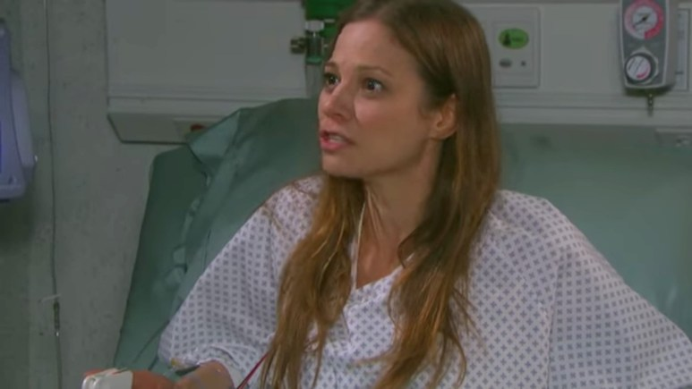 Tamara Braun as Ava on Days of our Lives.
