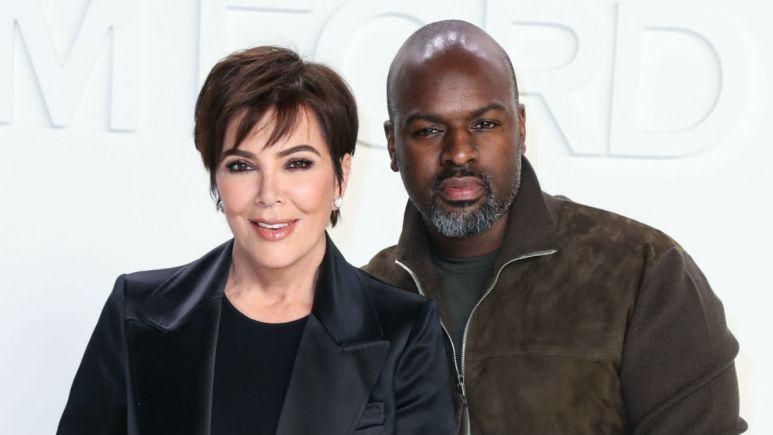 Is Corey Gamble dating Kris Jenner for money and power?