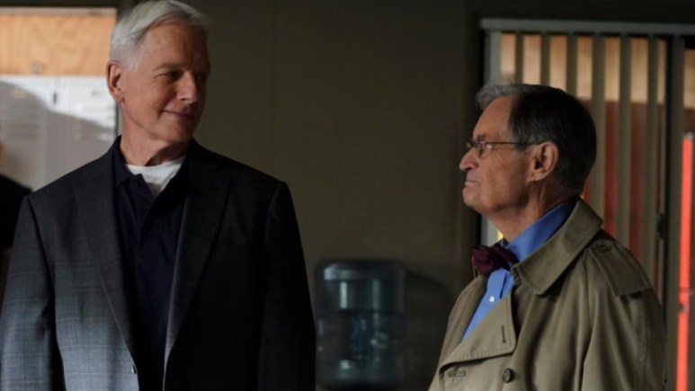 Gibbs And Ducky