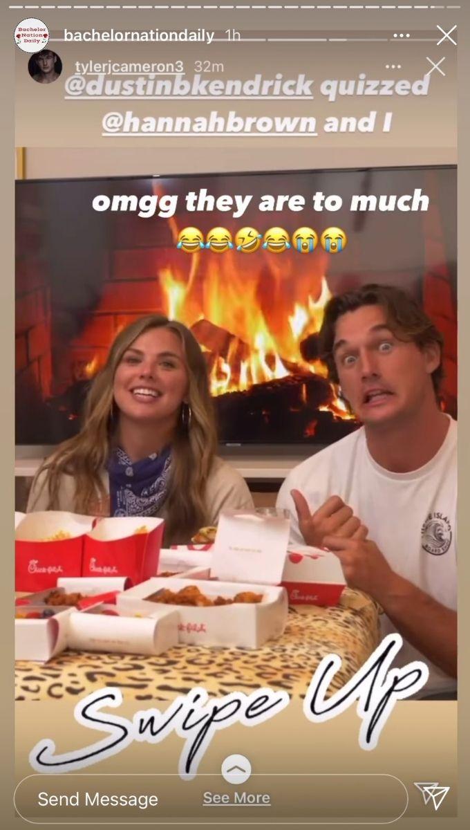 Hannah and Tyler