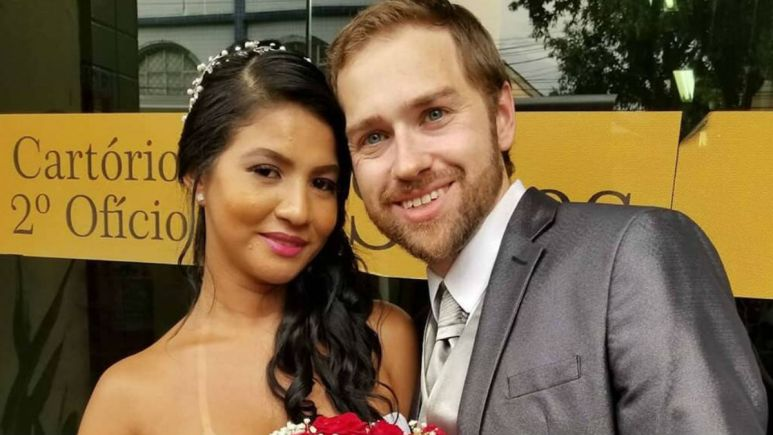 90 Day Fiance star Paul Staehle shares anniversary message to wife Karine Martins