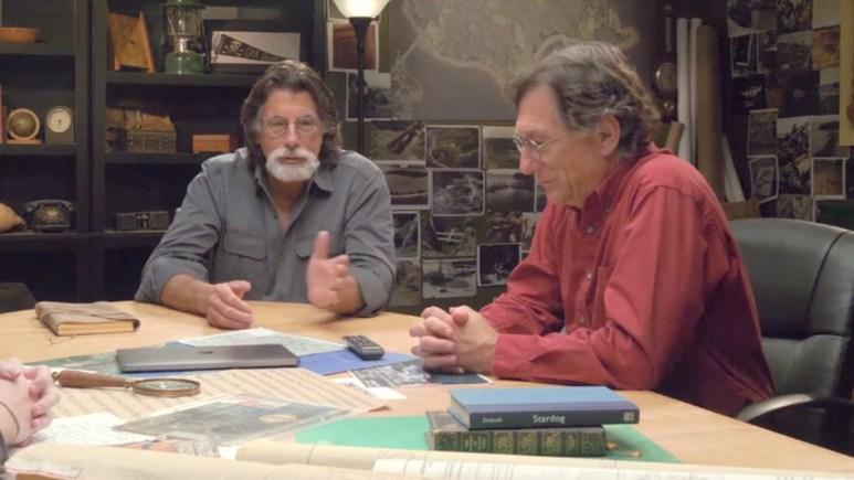 Rick and Marty Lagina on Beyond Oak Island