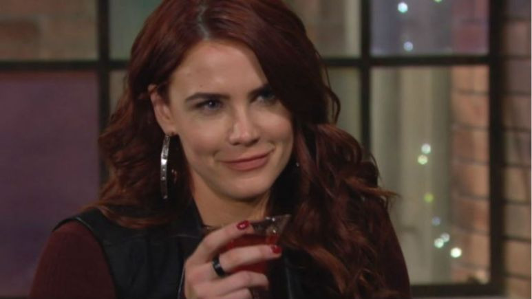 The Young and the Restless spoilers tease Sally is making waves.