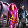Taylor Dooley as Lavagirl and JJ Dashnaw as Sharkboy