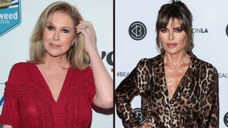Rumors have emerged that Kathy Hilton and Lisa Rinna will be feuding on Season 11 of RHOBH