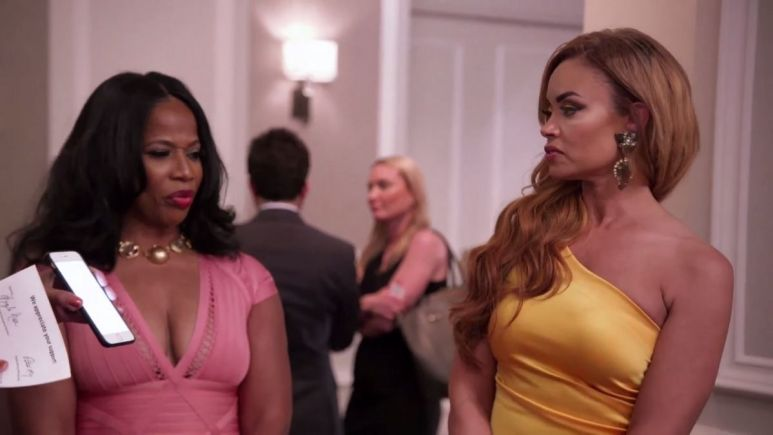 RHOP alum, Charrisse Jordan is dishing on Gizelle Bryant, says she's different on TV