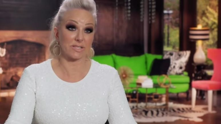 Real Housewives of New Jersey star Margaret Josephs during an episode