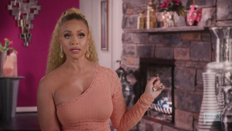 The RHOP Season 5 reunion was a rough one for OG Gizelle Bryant