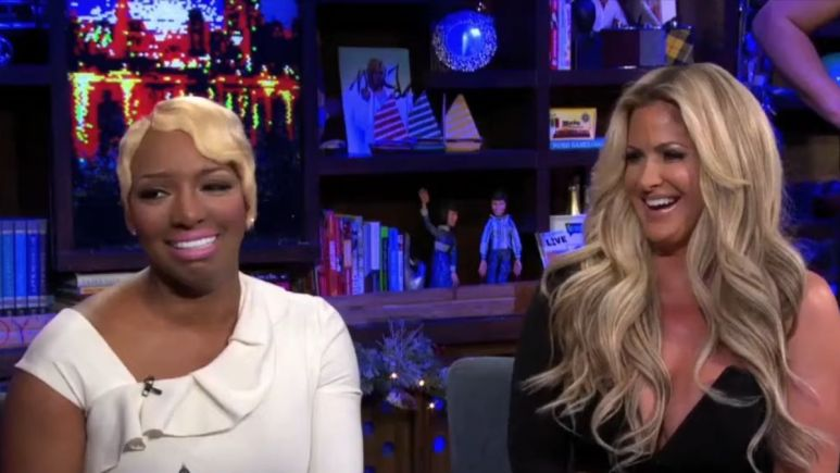 Are Nene Leakes and Kim Zolziak friends again?