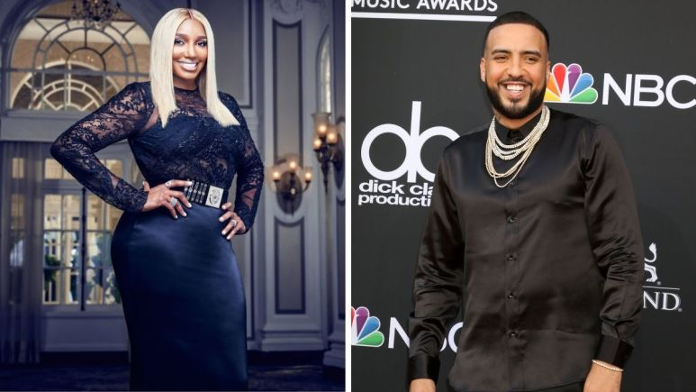 Nene Leakes is denying claims she had an affair with rapper, French Montana