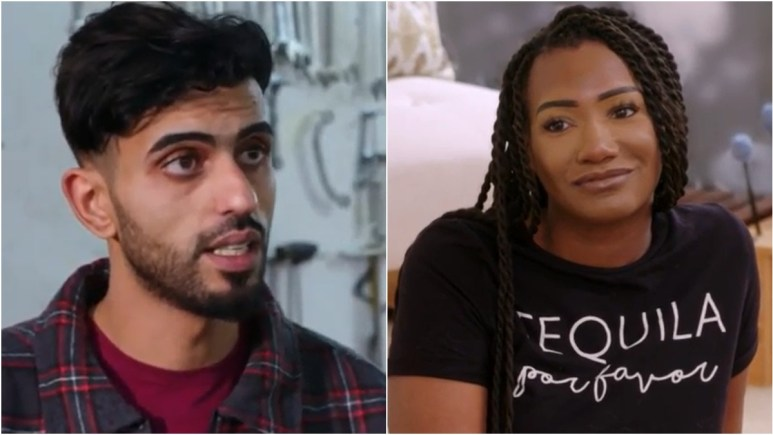 Yazan and Brittany 90 Day Fiance