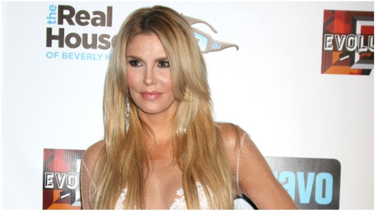 Brandi Glanville recently had a breast cancer scare after having a mammogram.
