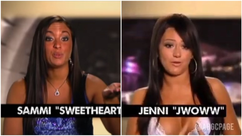 Sammi and JWOWW go head to head after JWOWW wrote a note revealing that Ron cheated on Sam
