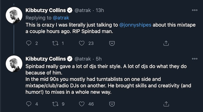a-trak shares memories of dj spinbad