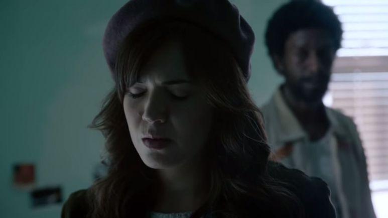 Rebecca meets William