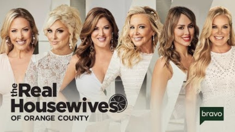 The Season 15 cast of RHOC