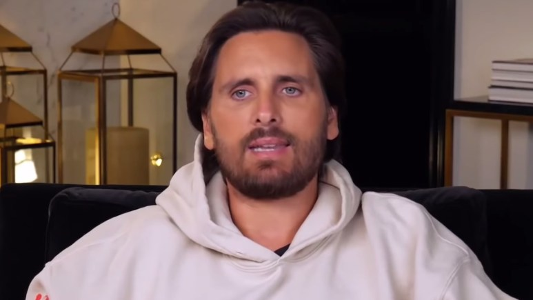 scott disick on keeping up with the kardashians episode