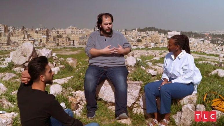 Adam Lebzo, the translator from 90 Day Fiance: The Other Way