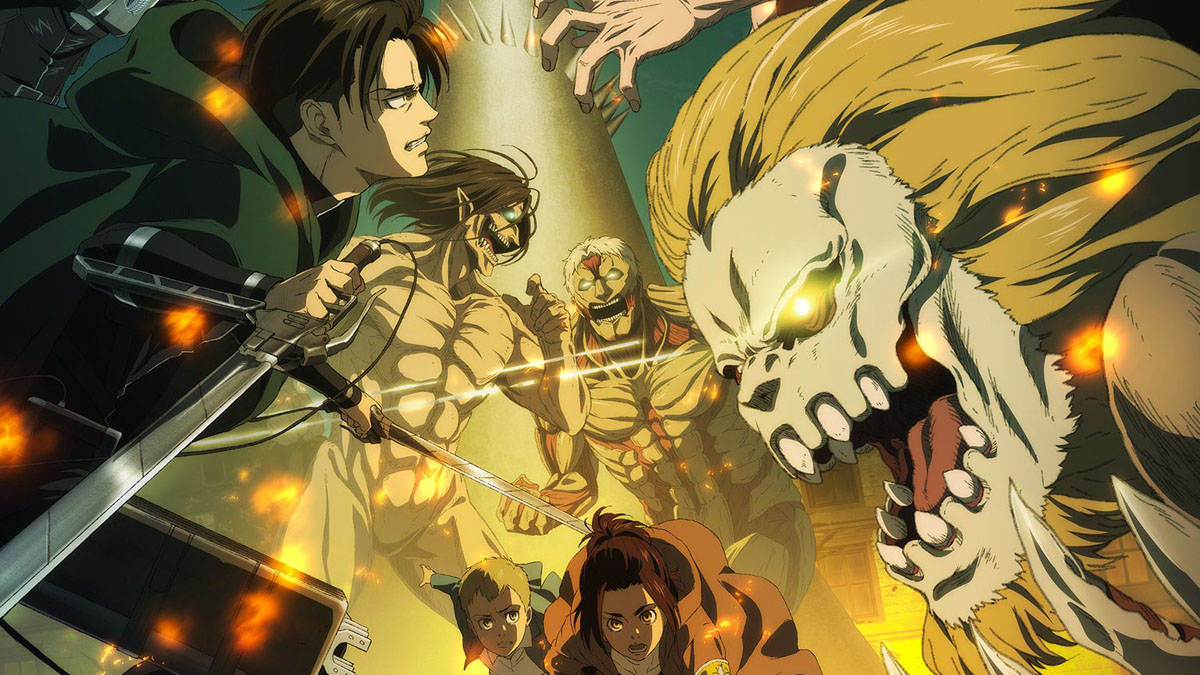 Attack On Titan movie ending the 2021 Shingeki no Kyojin manga's final chapter teased by anime ...