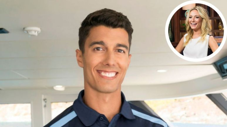 Below Deck alum Bruno Duarte has dropped bombshell allegations against Kate Chastain.