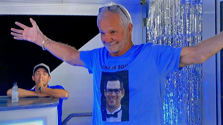 Below Deck's Captain Lee dishes drinking with charter guests on Bravo show.