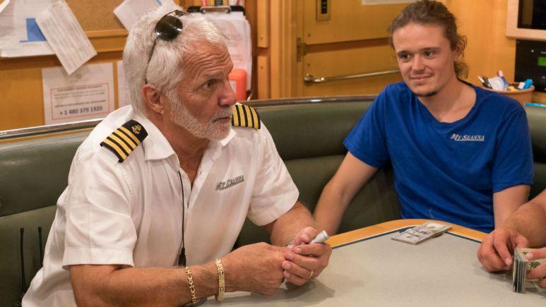 Captain Lee Rosbach talks Below Deck tip money.