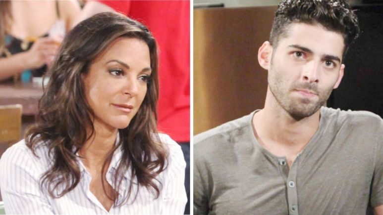 The Young and the Restless casting news Eva LaRue and Jason Canela are back.