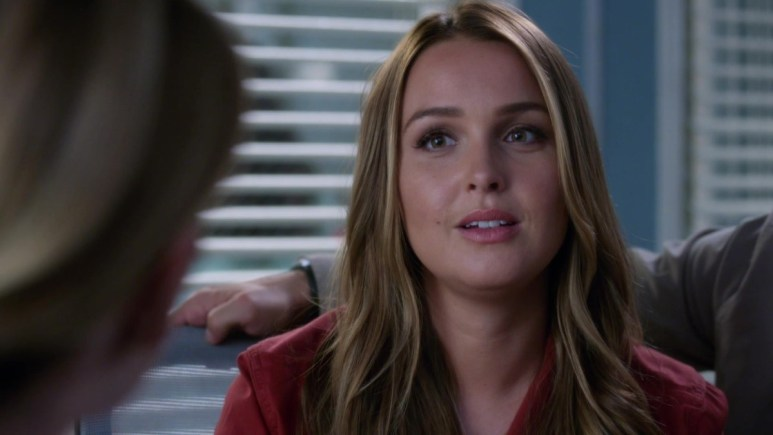 Grey's Luddington