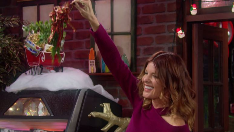 The Young and the Restless spoilers tease Christmas wishes come true.