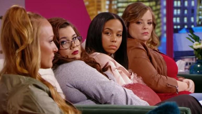 The cast of Teen Mom OG.