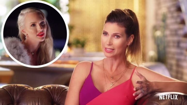 Maya Vander is dishing about her Selling Sunset castmate Christine Quinn and her desire for fame