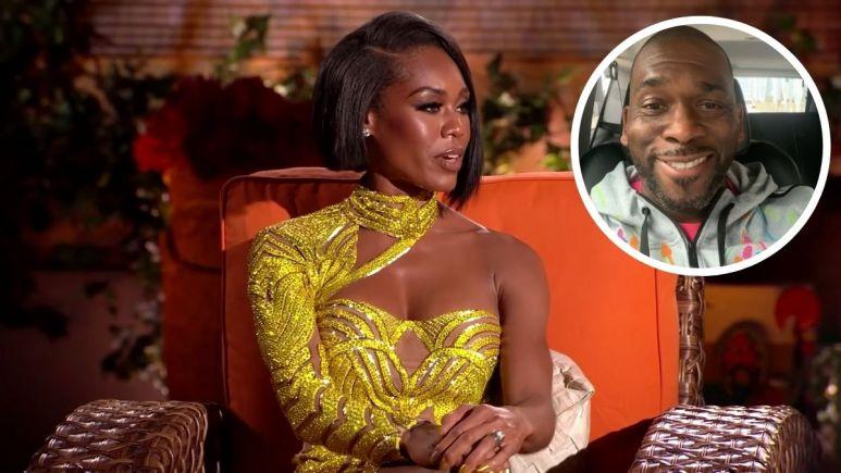 Gizelle Bryant's ex, Jamal Bryant shares IG post after Monique Samuels accusations